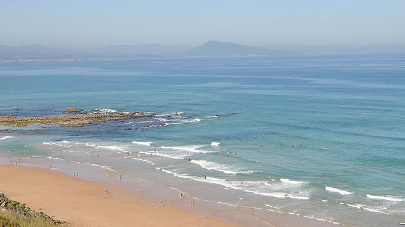 Ecole de Surf Biarritz | L plage de Marbella