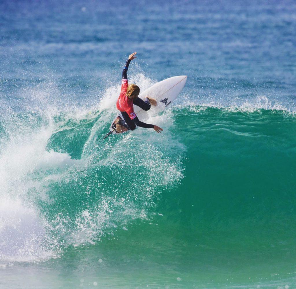 Surf coaching Biarritz