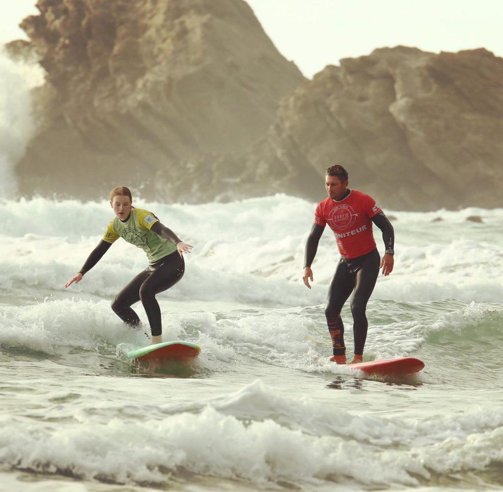 Stage de surf a Biarritz 3 jours