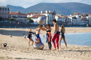 Ecole de Surf Biarritz | La marche Aquatique