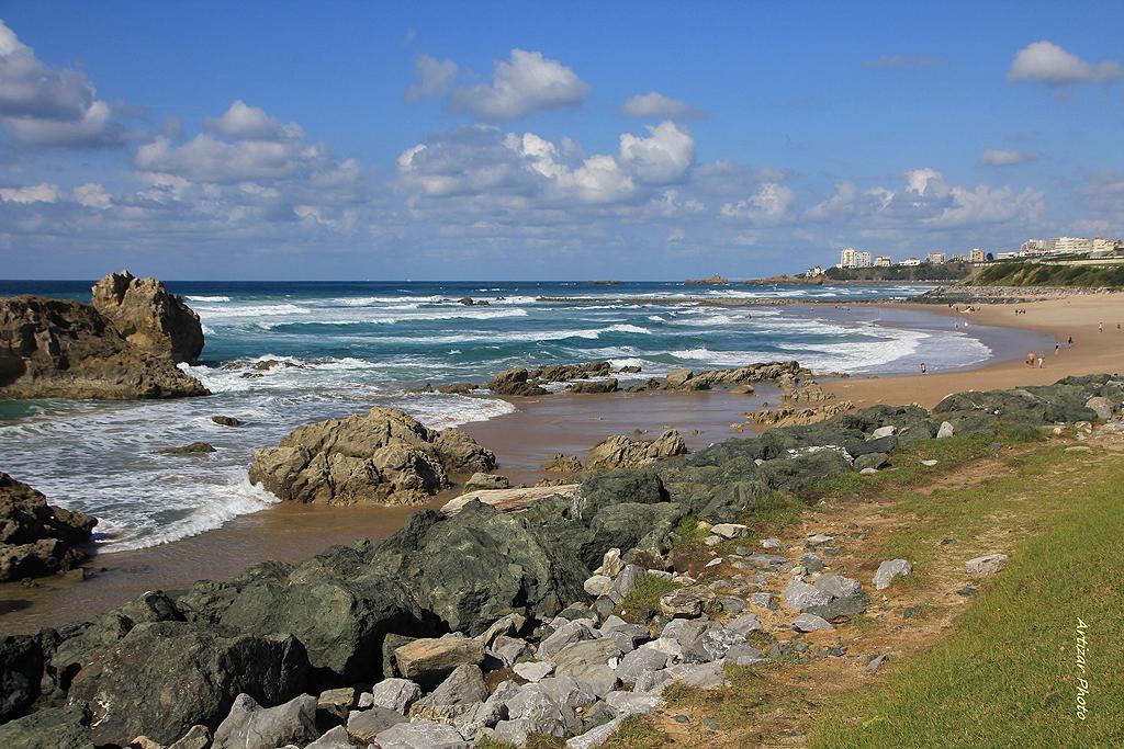 Ecole des Surf Biarritz | Plage de la Milady