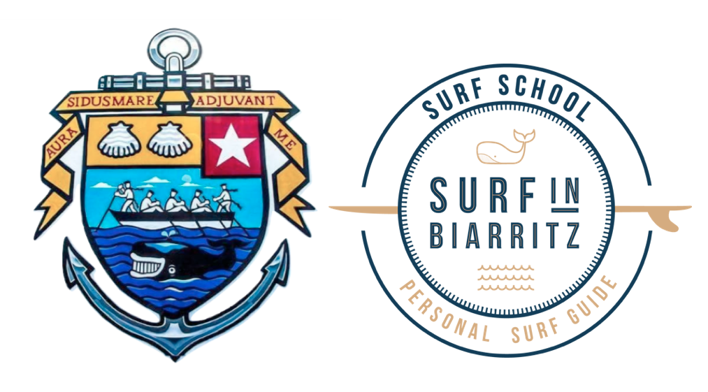 Logo ville de biarritz