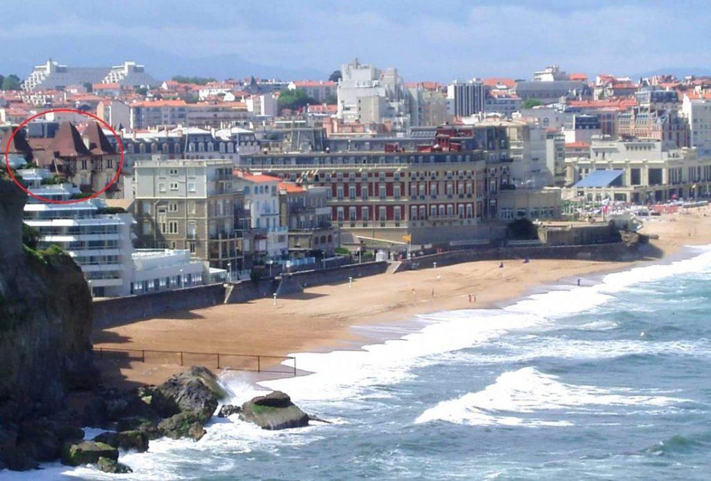Ecole de Surf Biarritz | Plage du Miramar