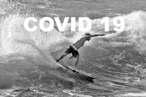 Surf in Biarritz | COVID 19