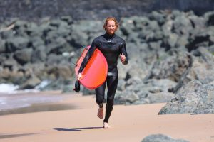 école de surf Biarritz | Le bateau Uhania